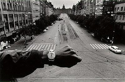 Photograph by Josef Koudelka