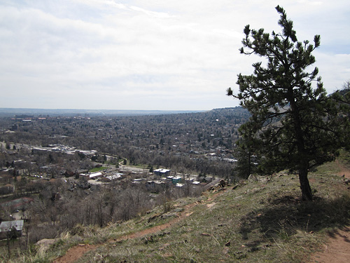 Boulder Shore