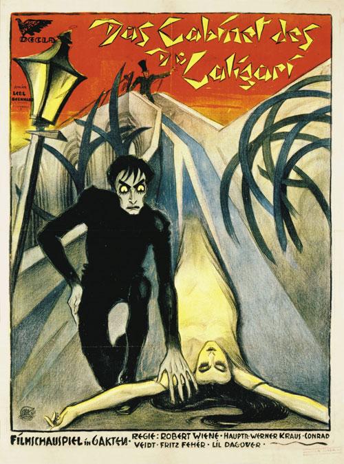 Das Cabinett des Dr Caligari