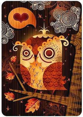 Enamored Owl