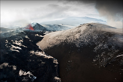 Eyyafyallayekyul Eruption