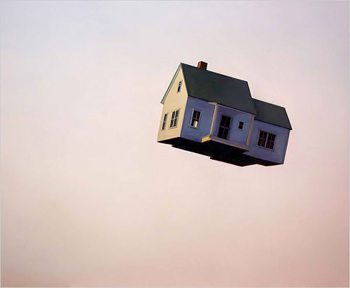Flying House