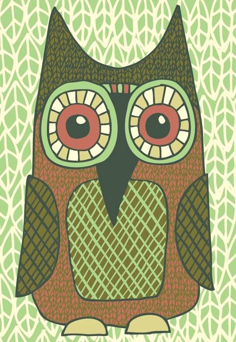 Hangover Owl