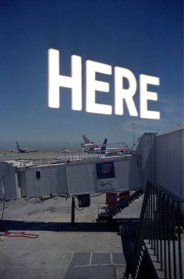 United Airlines Gate