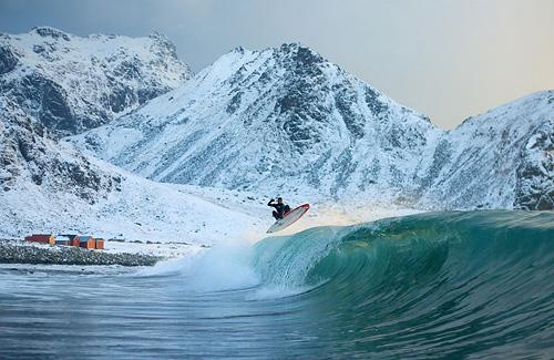 Arctic Surf