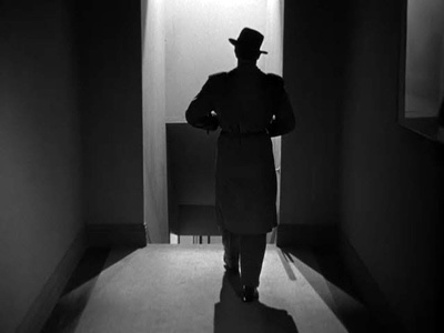 Robert Mitchum in Out of the Past