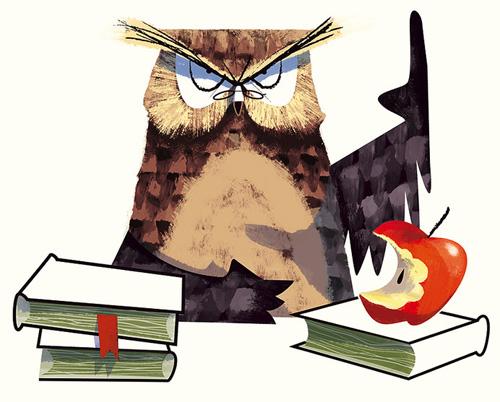 Pedagogical Owl