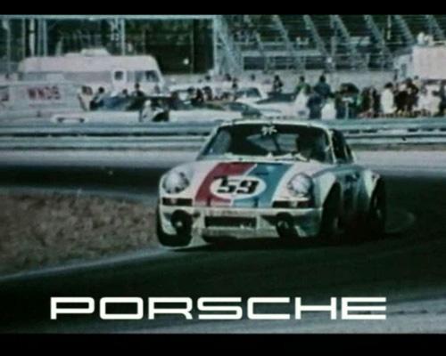 Porsche Video Stills
