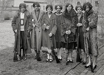Drexel University Rifle Team, 1925