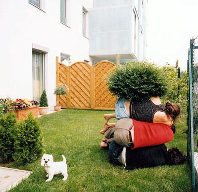 hängendegärten by Willi Dorner & Lisa Rastl