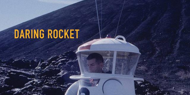 Daring Rocket